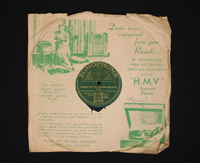 Gramophone Records HC144/1-3