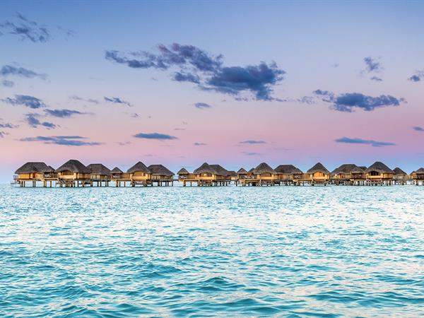 Coastal Living - 5 Best Overwater Bungalows in The Pacific