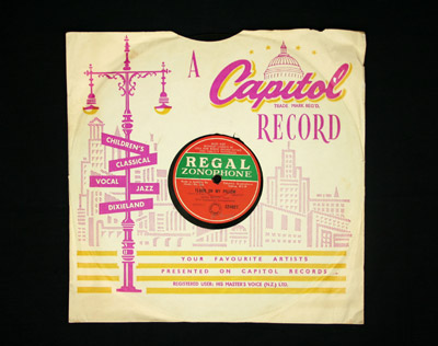 Gramophone Records HC145/1-3