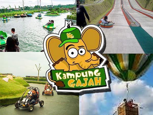 Kampung Gajah Zest Sukajadi Bandung