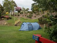 Unpowered site Aaron Lodge TOP 10 Holiday Park Dunedin