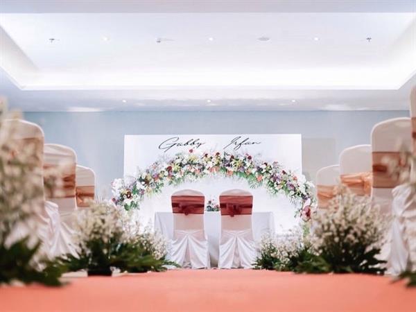 Paket Pernikahan - Mulai dari IDR 58,800,000,- Swiss-Belhotel Airport