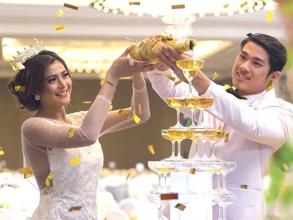 Paket Pernikahan Hotel Ciputra World Surabaya