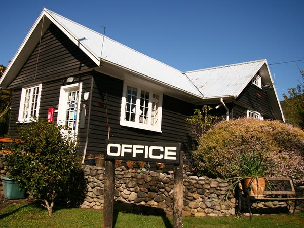 Wellington's Kiwi Holiday Park Accommodation