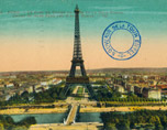 Postcards of France HC152/1-5