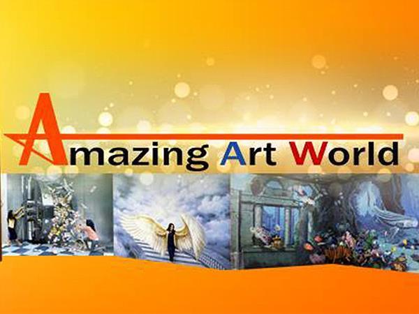 Amazing Art World - 3D Museum Bandung Zest Sukajadi Bandung