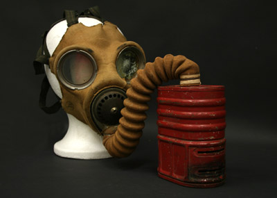 Gas Mask, General Service Respirator HC149