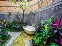 Three Bedroom Garden Villa The Lovina Bali Resort