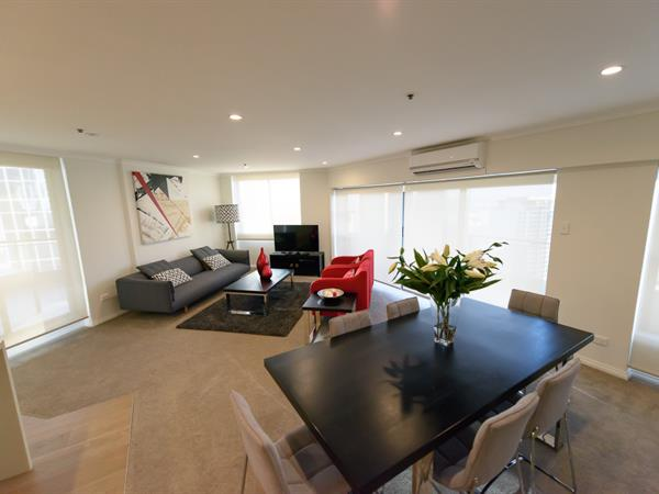 Three Bedroom Swiss-SuperSuite