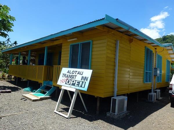 Alotau Transit House