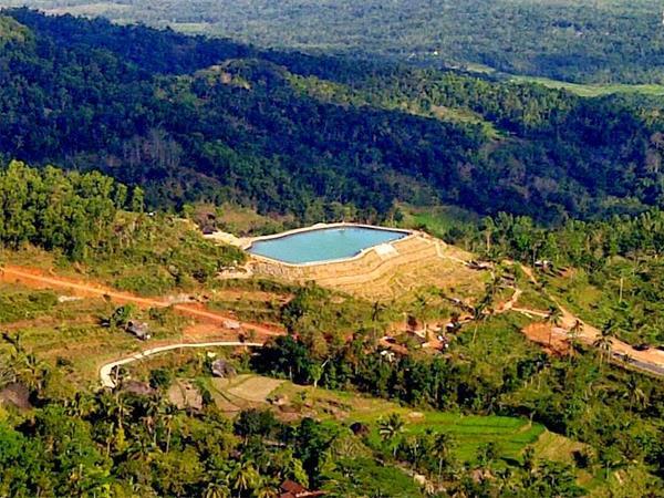 Nglanggeran Volcano Zest Yogyakarta