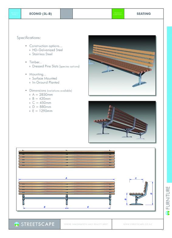 Econo-Bench(3L-B)