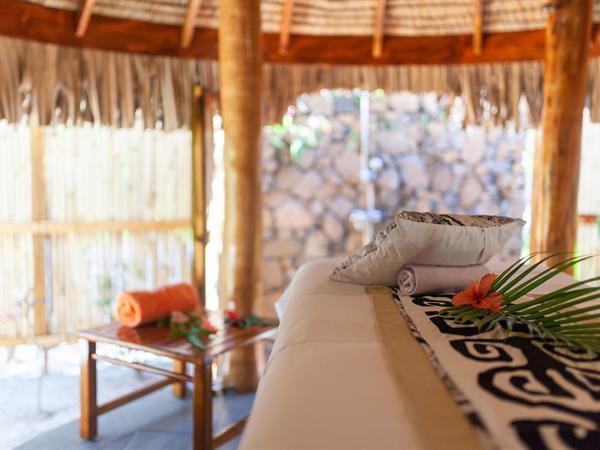 Détente polynésienne et Réflexologie Jambes & Pieds Le Taha'a Island Resort & Spa