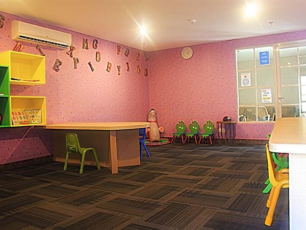 Cenik Children Club Swiss-Belhotel Tuban