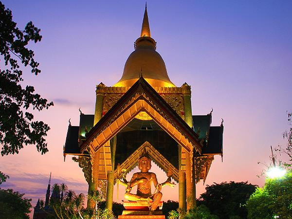 Four Faced Buddha Surabaya Zest Jemursari, Surabaya