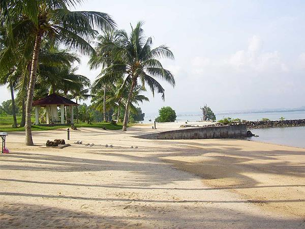 Sekilak Beach Zest Hotel Harbour Bay Batam