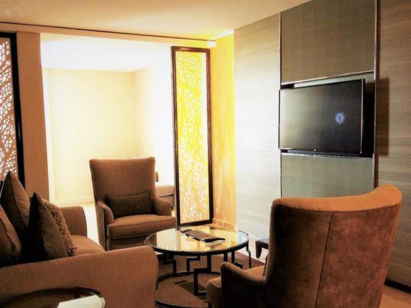 Penthouse Suite Swiss-Belresort Watu Jimbar