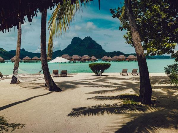 Marie Claire - Why French Polynesia is as close to paradise as you'll get