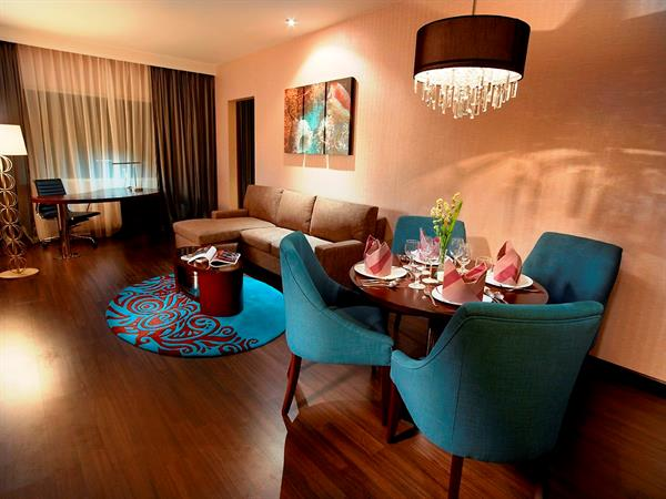 Suite Room Swiss-Belhotel Ambon