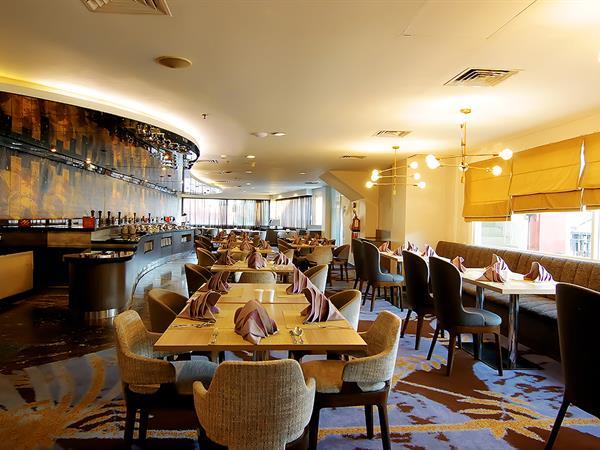 Swiss-Café Restaurant Swiss-Belhotel Ambon