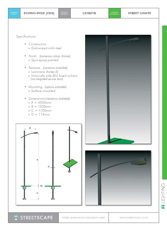 econo-pole(CHS)