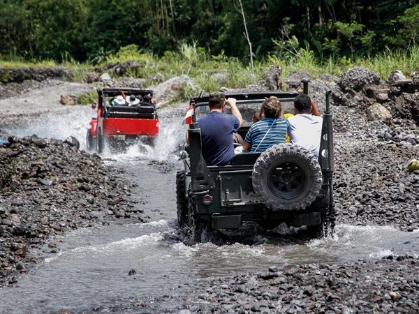 Merapi National Park Zest Yogyakarta