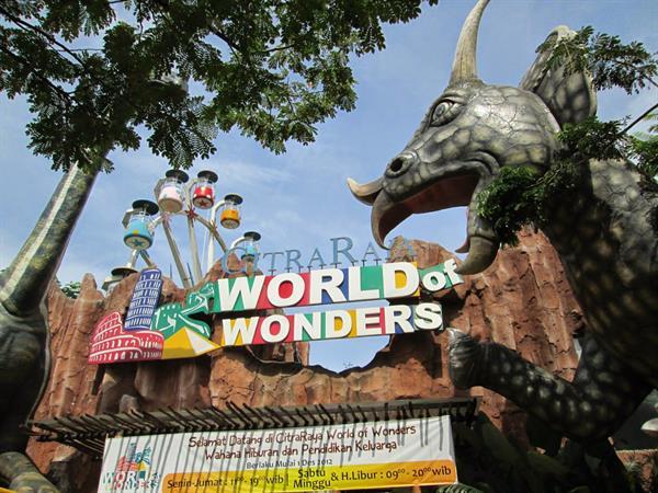 Citra Raya World of Wonders Swiss-Belinn Modern Cikande