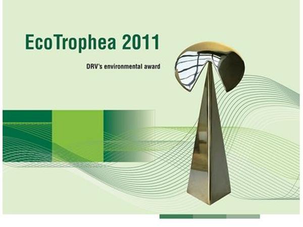 2011: EcoTrophea - FINALIST TIME Unlimited Tours