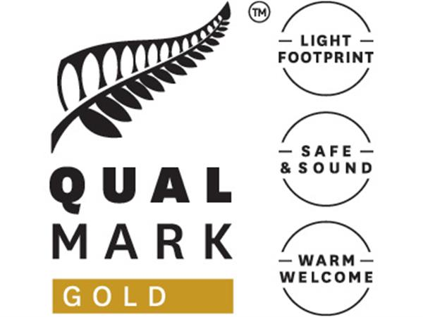2010-2017: Qualmark Gold Sustainable Tourism Awards - WINNER TIME Unlimited Tours