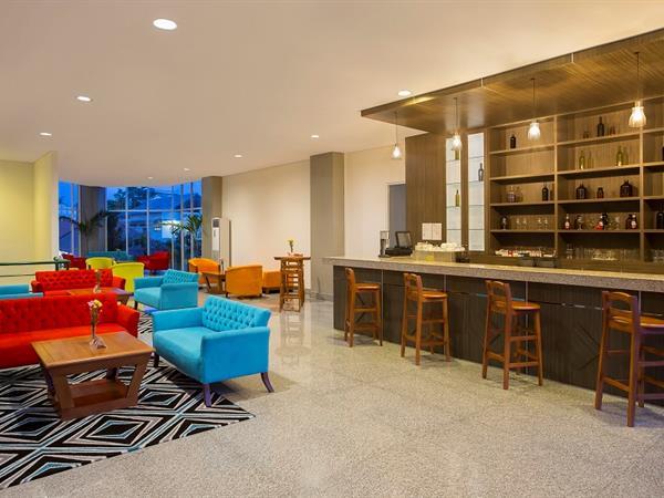 The Lobby Lounge Swiss-Belhotel Pangkalpinang