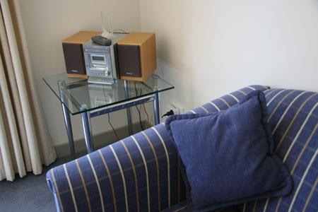 Studio Apartment - Ground Level