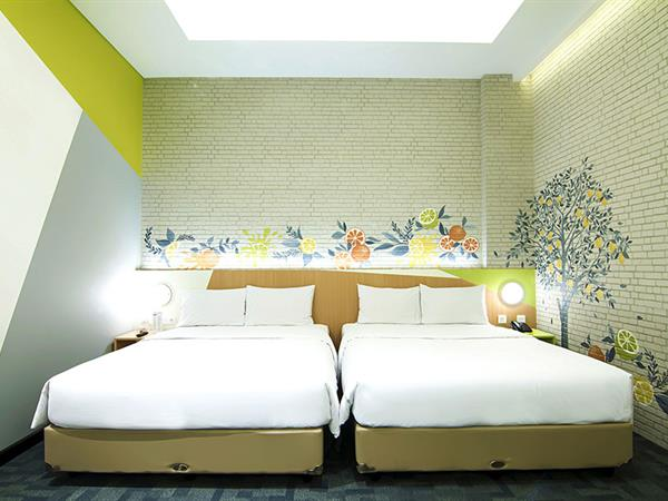 Zest Hotel Bandung Launches New Spacious Rooms for Budget Business and Leisure Travelers