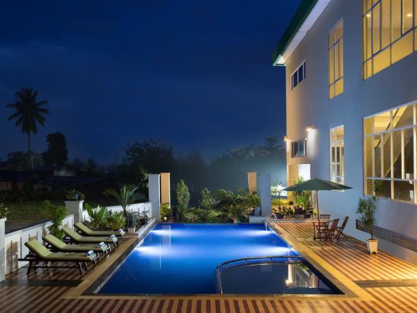 Kolam Renang Swiss-Belhotel Pangkalpinang