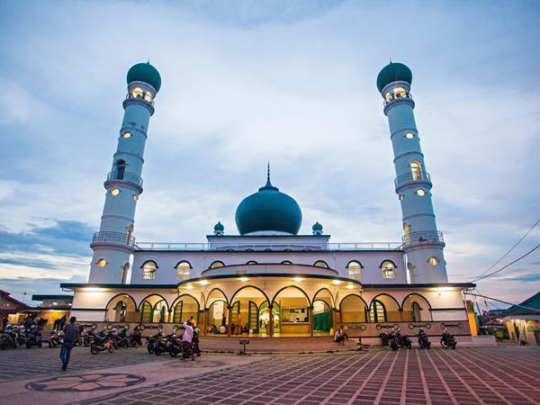 Masjid Jamik Swiss-Belhotel Pangkalpinang