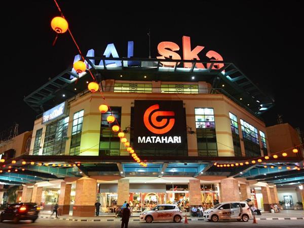 SKA Mall Pekanbaru Swiss-Belinn SKA Pekanbaru