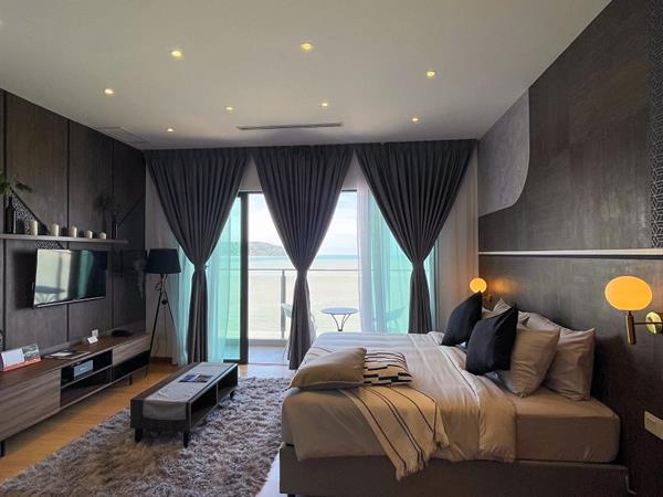 Deluxe Ocean View Swiss-Belhotel Kuantan