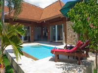 Two-Bedroom Deluxe Villa with Pool