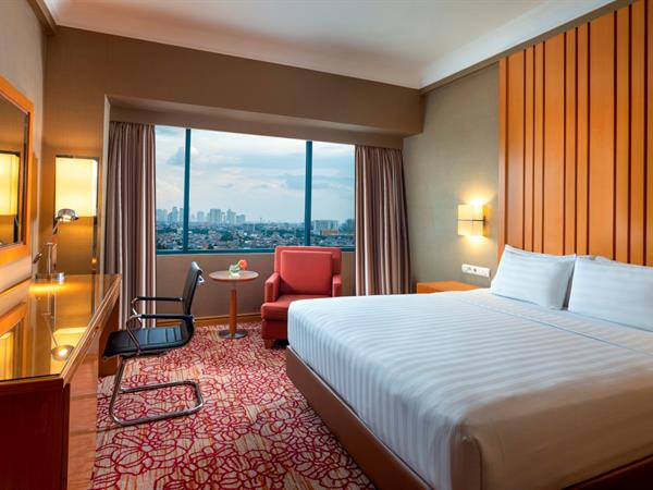 Grand Deluxe Hotel Ciputra Jakarta managed by Swiss-Belhotel International