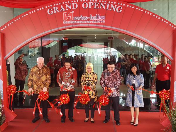 Swiss-Belhotel Celebrates Grand Opening of First International Hotel in Serang, Banten