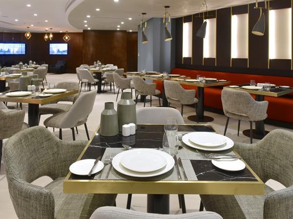 Swiss Cafe Restaurant Swiss-Belresidences Juffair