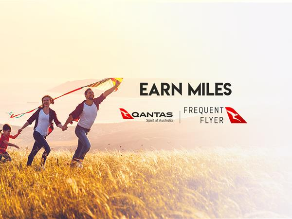 Qantas Frequent Flyer Triple Points
