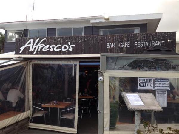 ALFRESCO'S RESTAURANT & BAR Paihia Top 10