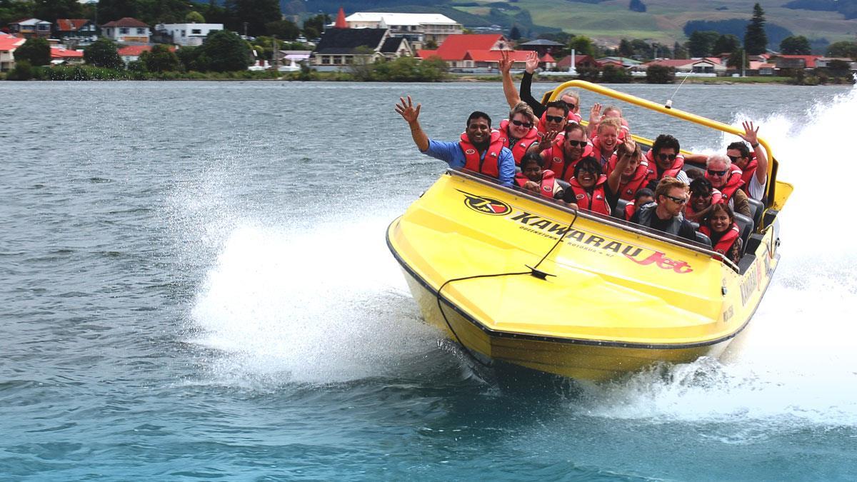 11 AM Special Kawarau Jet Rotorua