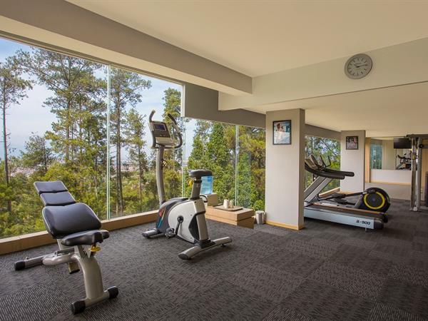 Gym & Spa Swiss-Belresort Dago Heritage
