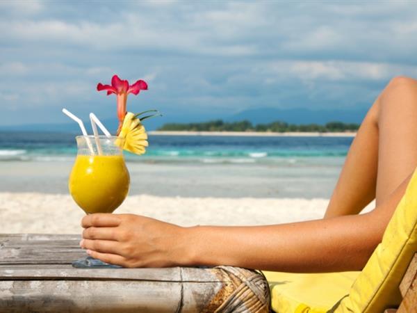 Beach Club Swiss-Belresort Belitung