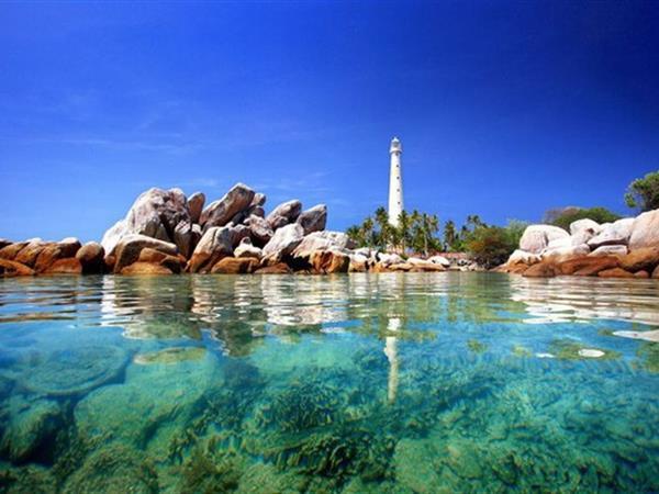 Lengkuas Island Swiss-Belresort Belitung