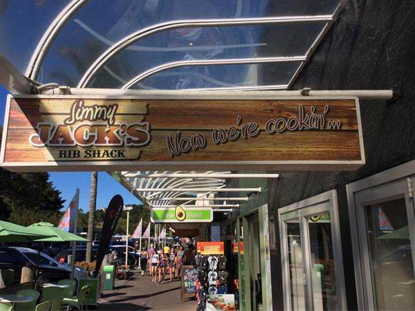 JIMMY JACKS RIB SHACK RESTAURANT