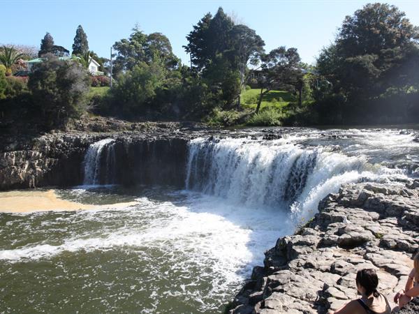 Visit Haruru Falls Paihia Top 10