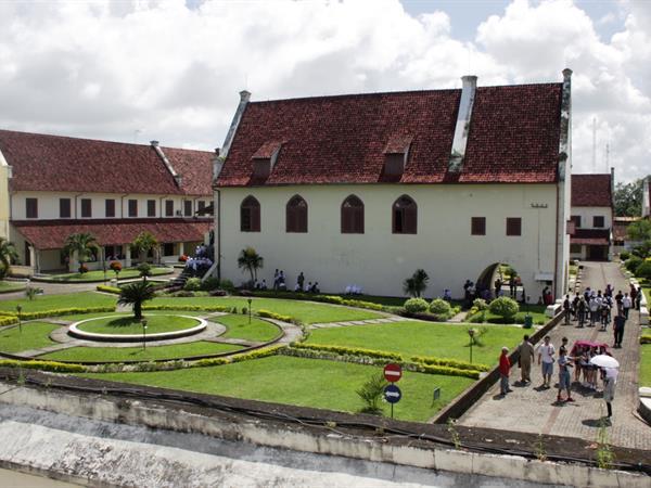 Fort Rotterdam Swiss-Belinn Panakkukang Makassar