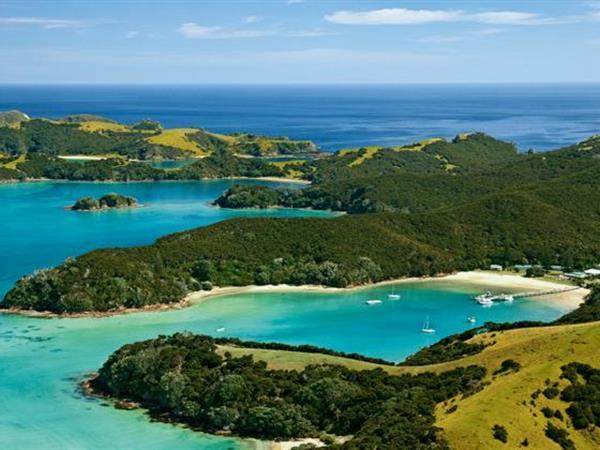 MOTURUA ISLAND TRACK Paihia Top 10